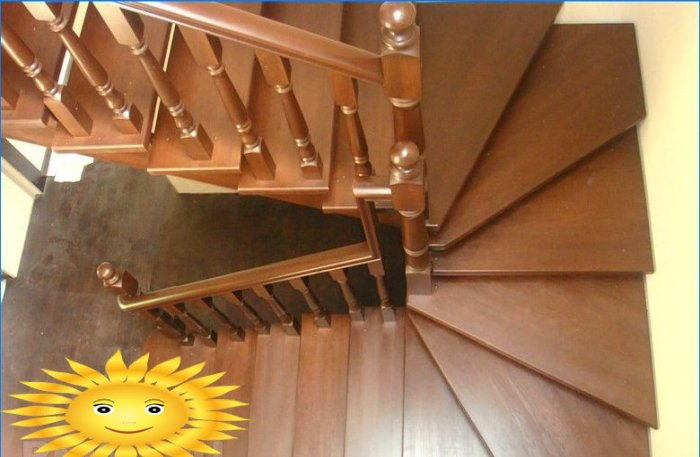 Attic stairs: options